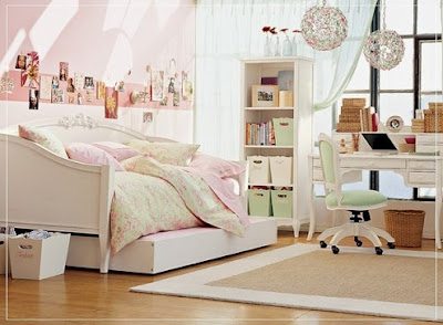 Girls Teen Rooms Design