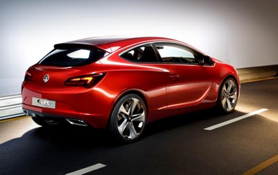 Opel Vauxhall GTC Specification