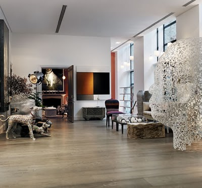 Interior Design New York Hotel