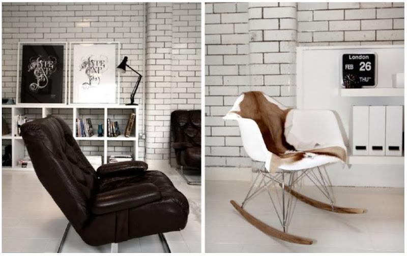 BLACK GRAPHIC AND INTERIOR DESIGN