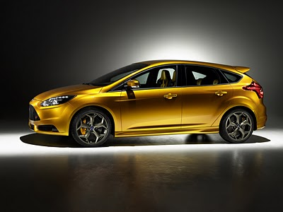 Ford Focus ST Wallpaper