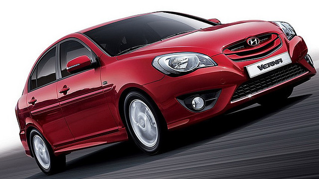 Verna Transform has released by Hyundai