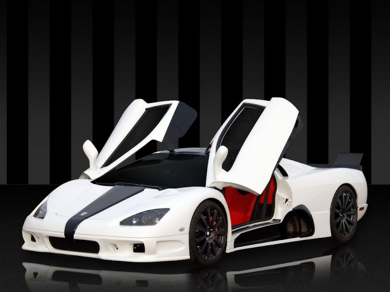 SSC Ultimate Aero Wallpaper