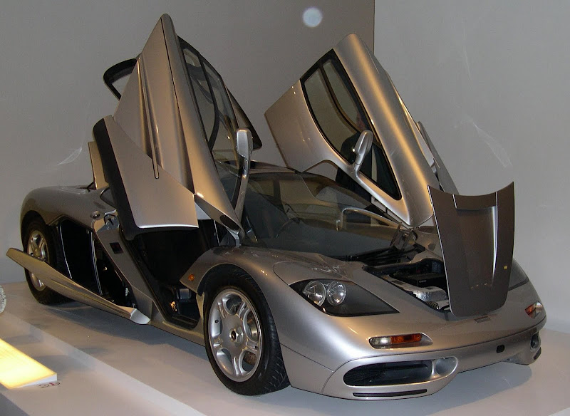 2012 McLaren F1 New Car Design