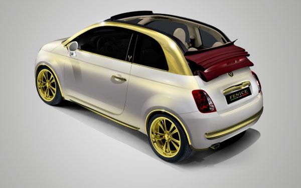 Fenice Milano La Dolce Vita Fiat 500 Limited Edition