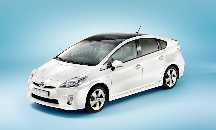 Toyota Prius Sold 2 Million Cars