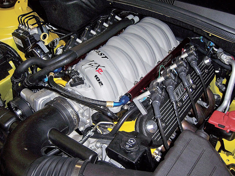 2012 Camaro Convertible Engine Specification