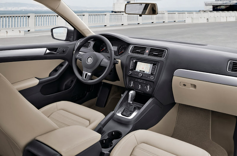 2012 New Jetta Launches in Europe
