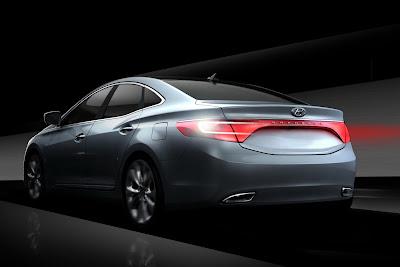 2012 HYUNDAI AZERA Concept Car