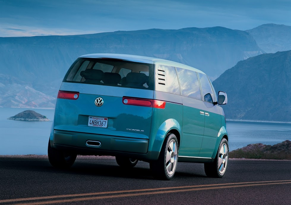 2011 Volkswagen Microbus Car Concept