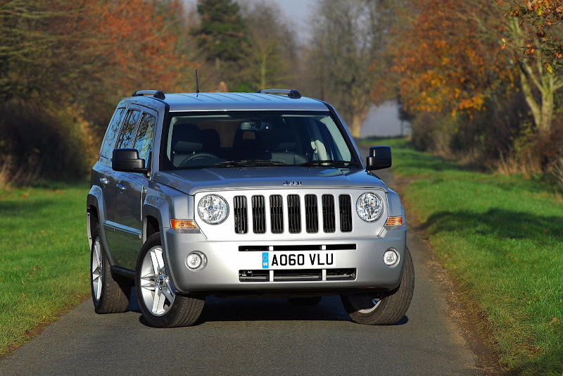 Jeep Patriot 2.2 CRD Wallpaper