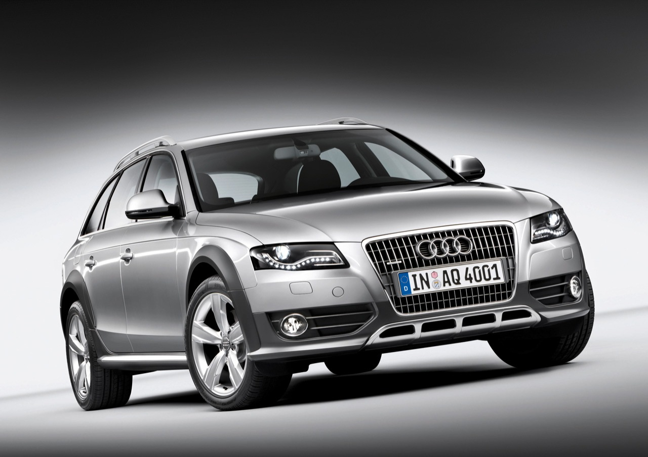 2010 Audi A4 Specifications