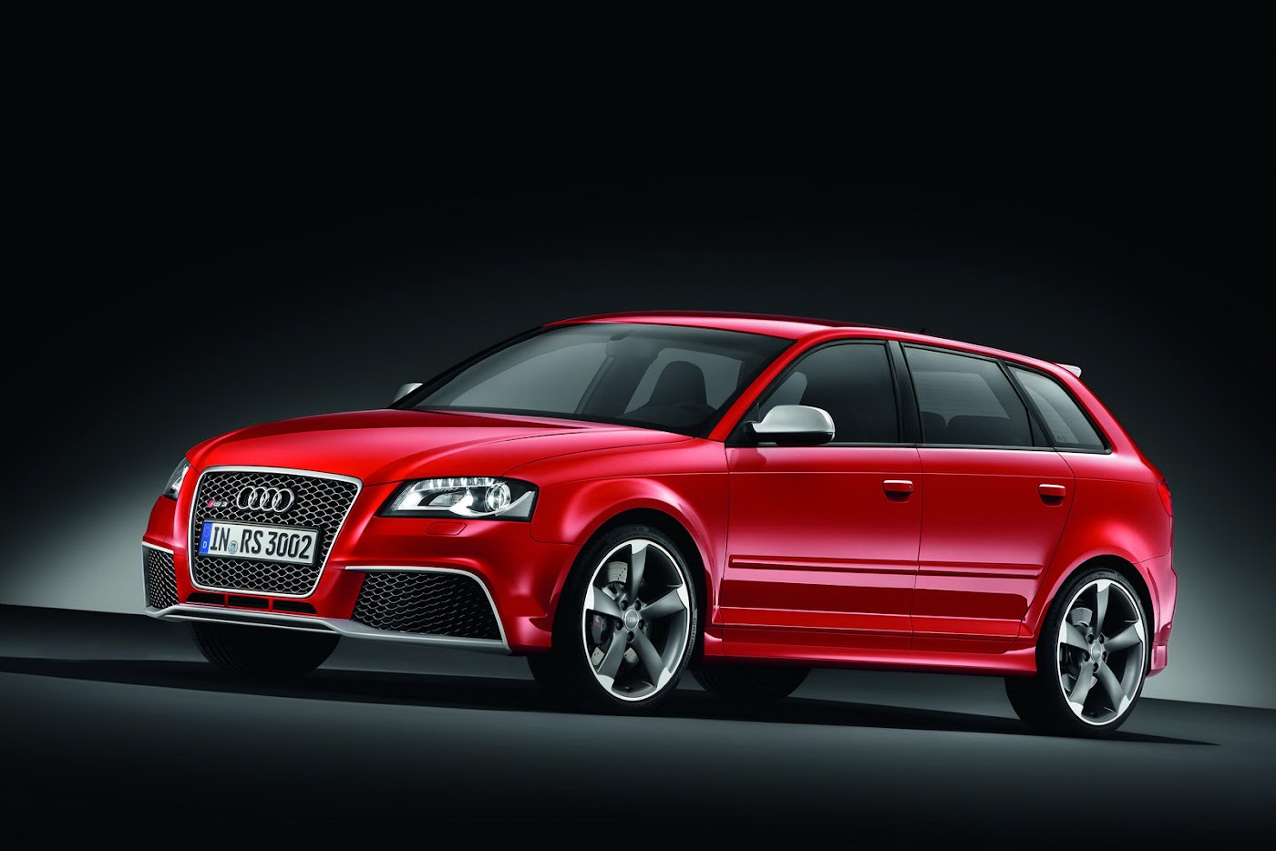 Audi RS3 Sportback New CAr