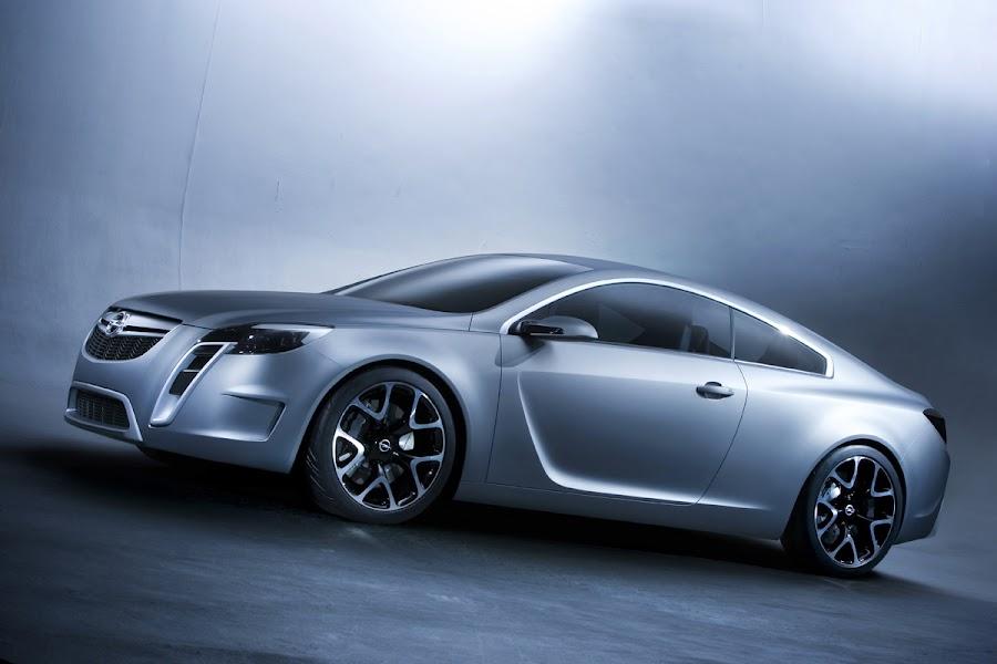 2010 Opel Gran Turismo Coupe Concept Wallpaper