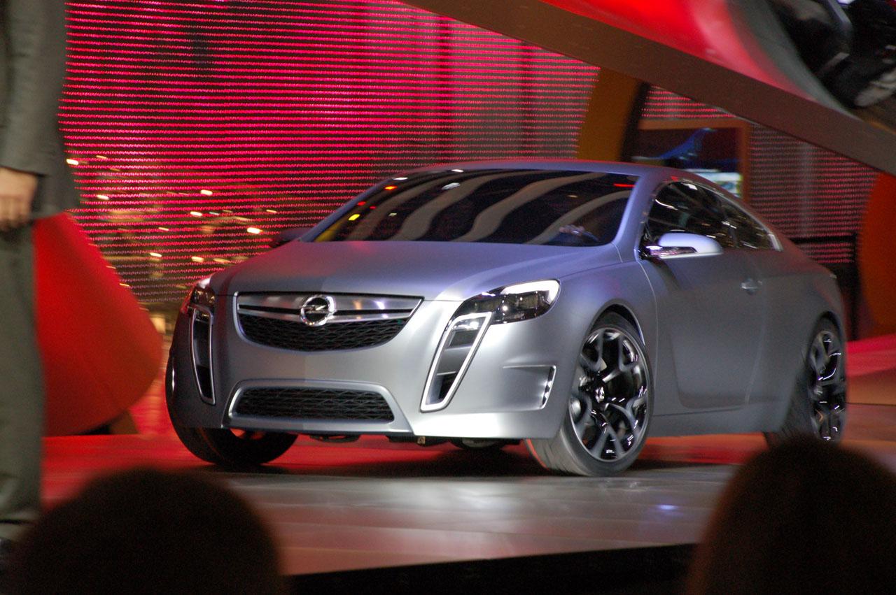 2008 Opel Gran Turismo Coupe Concept