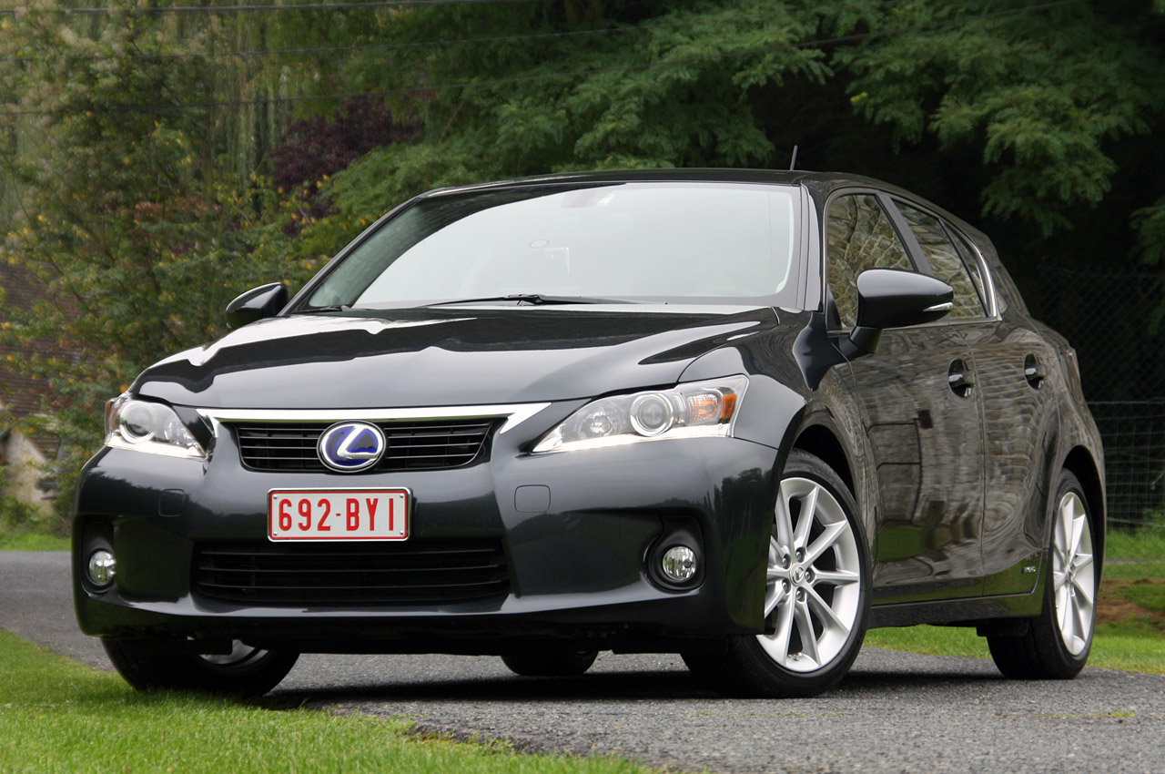 2011 lexus ct 200h auto car reviews. Black Bedroom Furniture Sets. Home Design Ideas