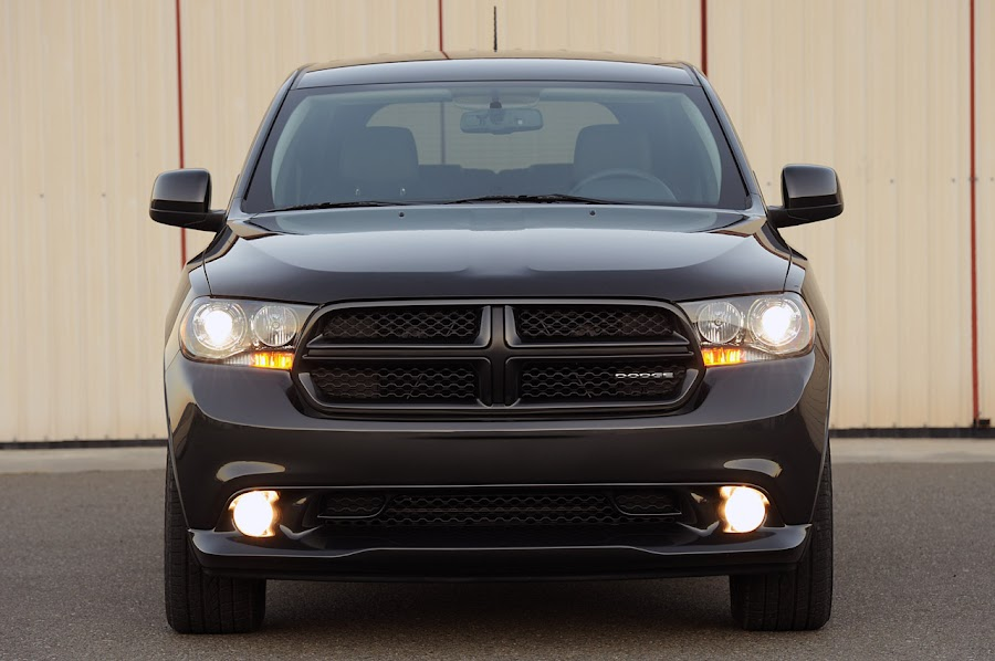 2012 Dodge Durango Wallpaper