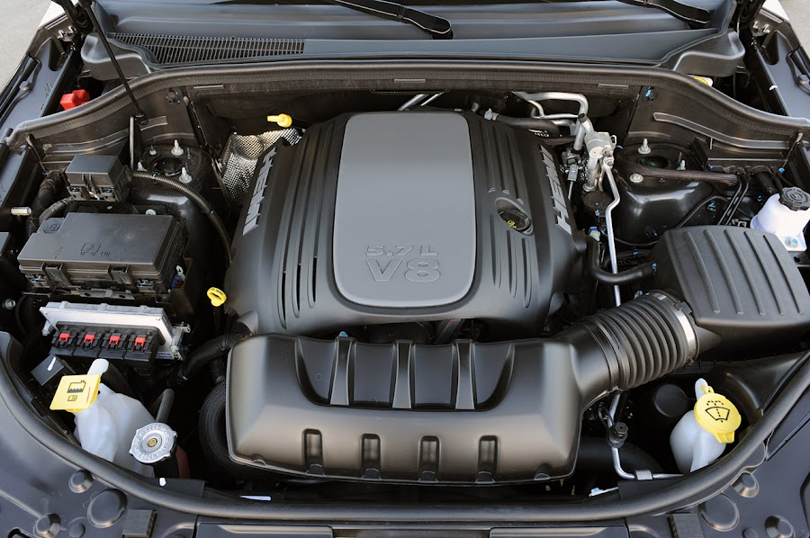 2011 Dodge Durango Engine Design
