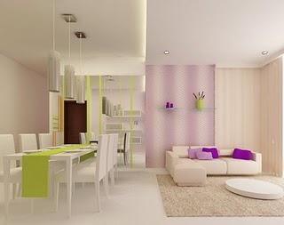 Sample Dining Room Minimalist Design