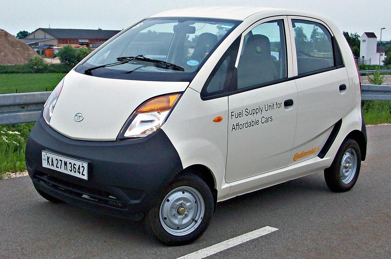 2011 Tata Nano