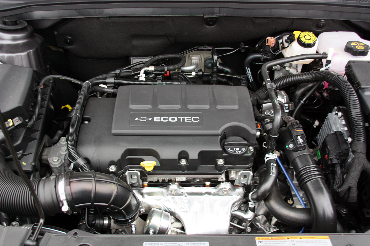 2011 Chevrolet Cruze 1LT Engine Specification