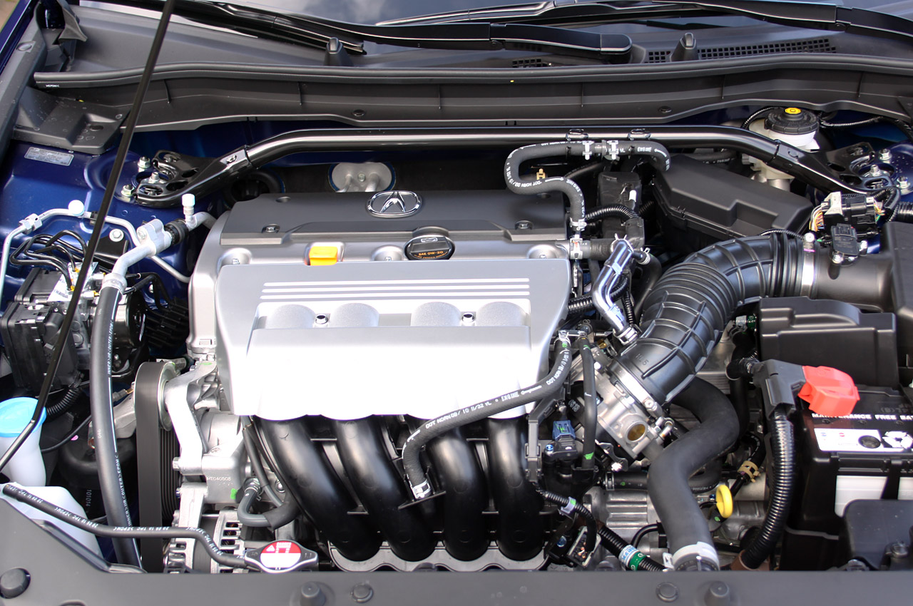 2011 Acura TSX Sport Wagon Engine Specification