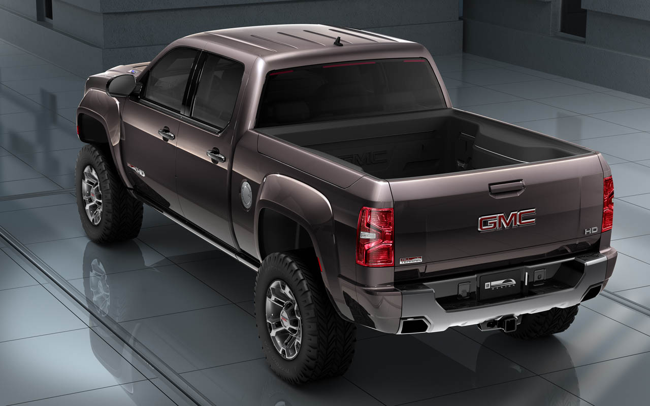 GMC Sierra All Terrain HD Trucks