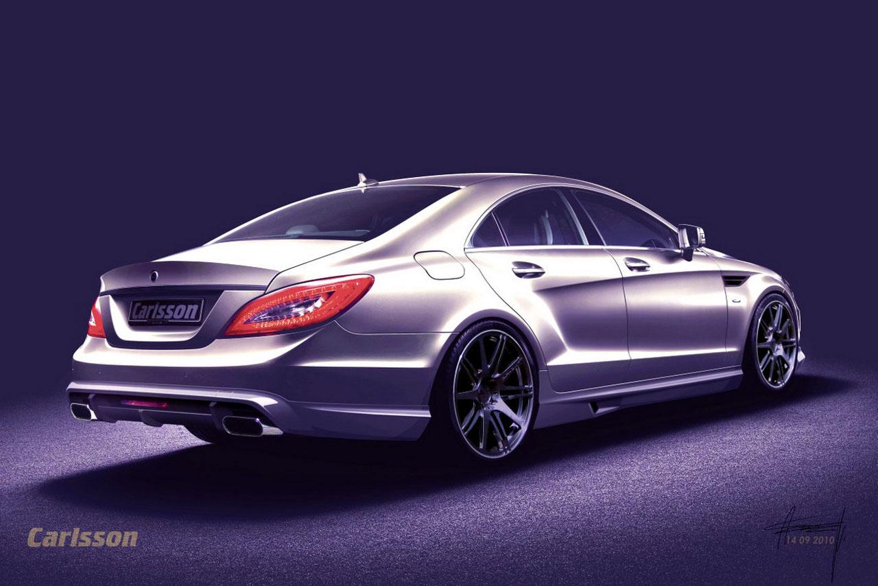 2012 Mercedes-Benz CLS350 Wallpaper