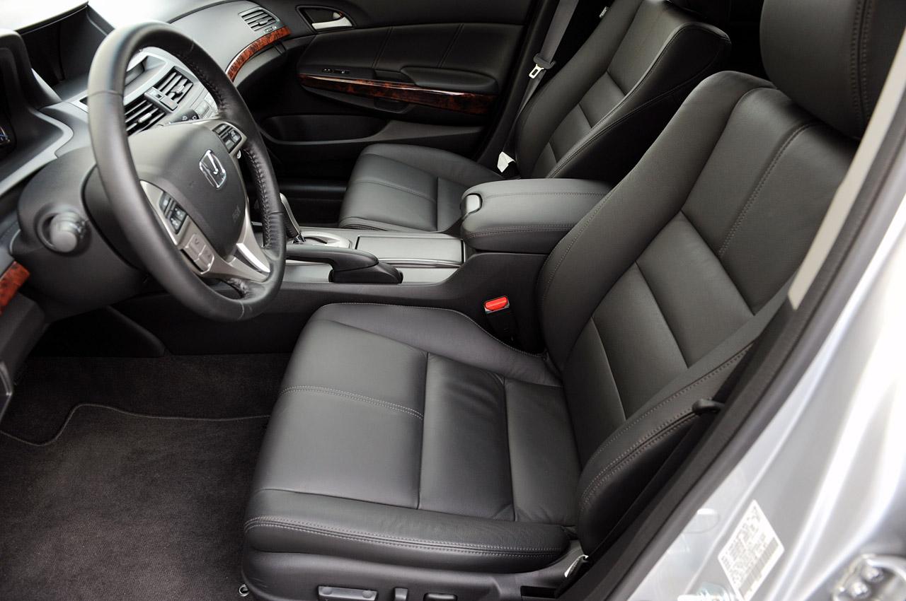 2010 Honda Accord Crosstour Hatchback