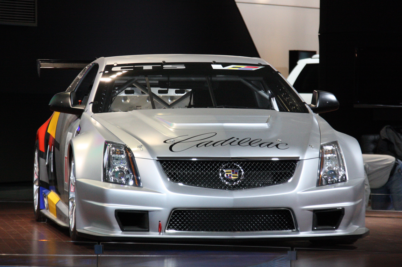 CADILLAC CTS-V SCCA COUPE