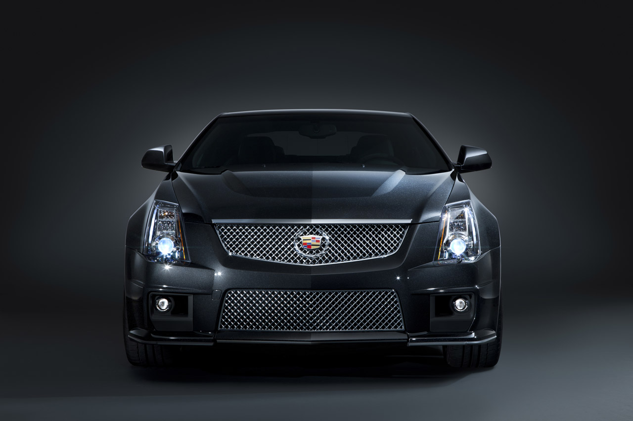 CADILLAC CTS-V BLACK DIAMOND LIMITED EDITION