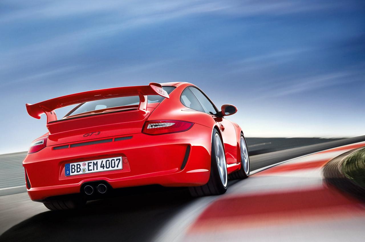 2010 PORSCHE 911 GT3 CONCEPT CAR