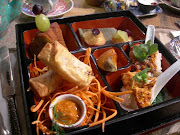 Afternoon Tea Bento Box at the Red Tea Box