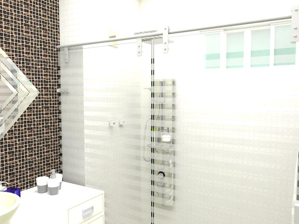 Banheiro & Closet #37217B 1024x768 Banheiro Closet