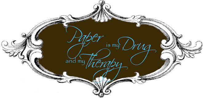 Paper is my drug and my therapy