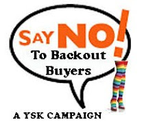 NO BACKOUT BUYER!!!