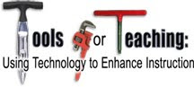'Tools for Teaching' logo