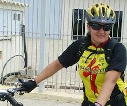 ... sou ciclista