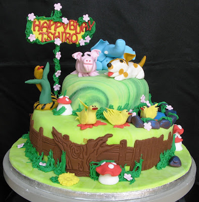 Best simple cake birthday the most beautiful birthday best simple cake birthday publicscrutiny Choice Image