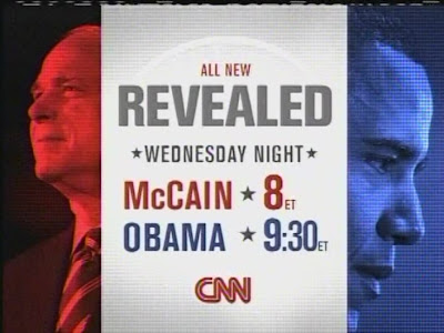 CNN Revealed John McCain Barak Obama August 20, 2008