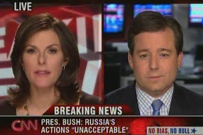 Campbell Brown & Ed Henry on Election Ceneter August 11, 2008