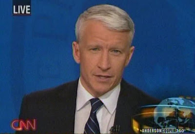 Anderson Cooper on Anderson Cooper 360 (AC360) on August 14, 2008