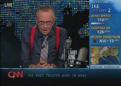 Larry King CNN Larry King Live September 12, 2008
