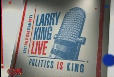 Larry King Live CNN October 16, 2008