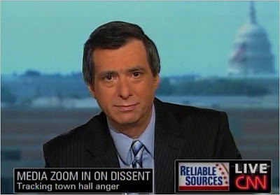 Howard Kurtz CNN State of the Union with John King Reliable Sources August 9, 2009