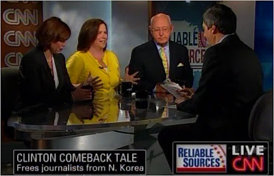 Terence Smith Kimberly Dozier Julie Mason CNN State of the Union with John King Reliable Sources with Howard Kurtz August 9, 2009