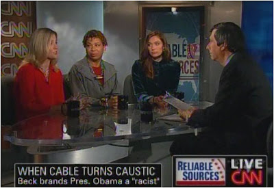 Michel Martin Amanda Carpenter Michelle Cottle Howard Kurtz CNN State of the Union with John King Reliable Sources August 2, 2009