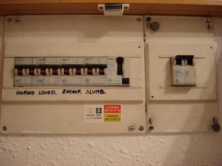 Pr cticas de electricidad - Cuadro electrico vivienda ...