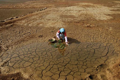 Menaces sur l'approvisionnement en eau en Asie