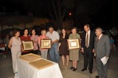 """Premio """"Honrar la Vida"""" 2009"""
